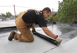 Jobs at Peddie Roofing & Waterproofing